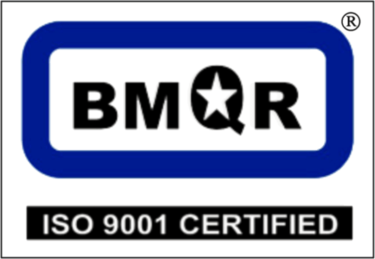 BMQR ISO Certification